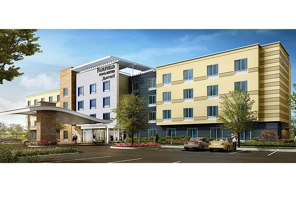Fairfield by Marriott hotel opens in Sheboygan, Wisconsin