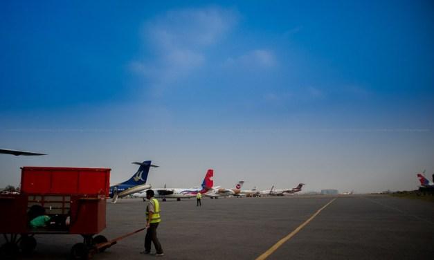 Kathmandu Airport is refurbished