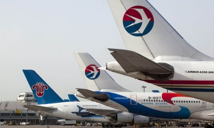 All three major Chinese carriers reported a huge loss
