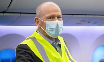 CEO David Calhoun's Mission To Fix Boeing