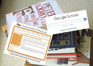 part accumulating information for your essay online learning  reference books and useful webpages