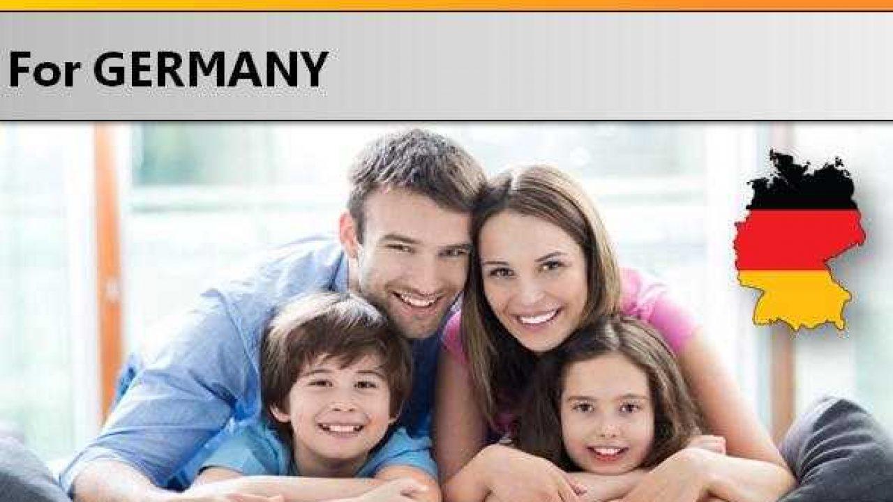cover letter for german family