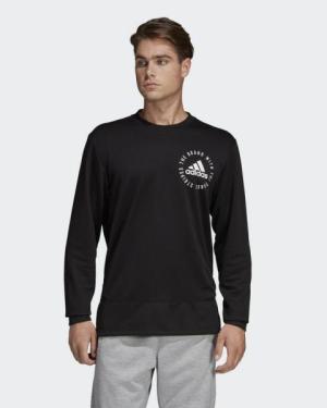 Мъжка блуза ADIDAS SIDSWEATER MESH