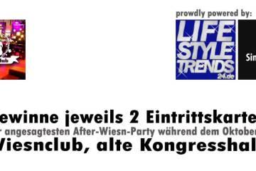 Wiesn Club - die After Wiesn Location in München