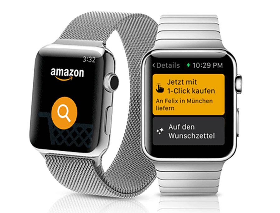 Amazon App Apple Watch
