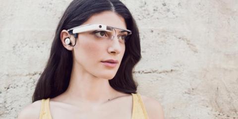 Google Glass von Luxottica