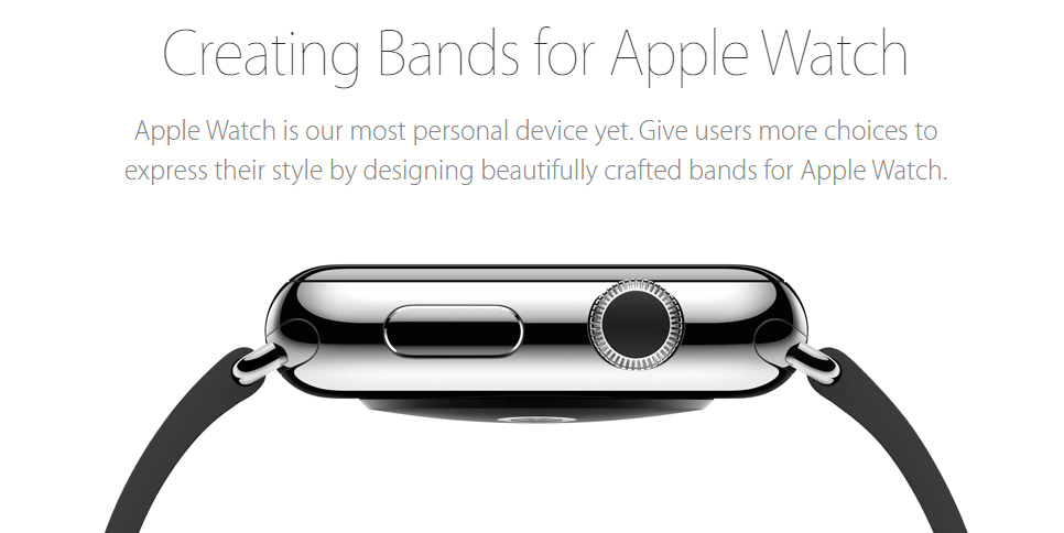 Creating Bands for Apple Watch Apple Developer
