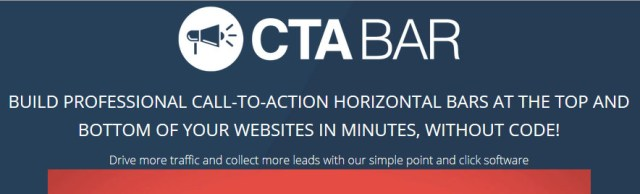 CTA-Bar
