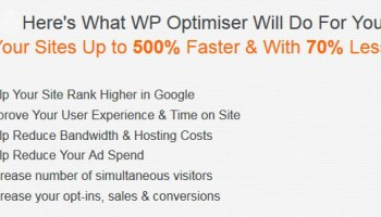 WP Optimiser – How To Speed-Up Products Fail & How To