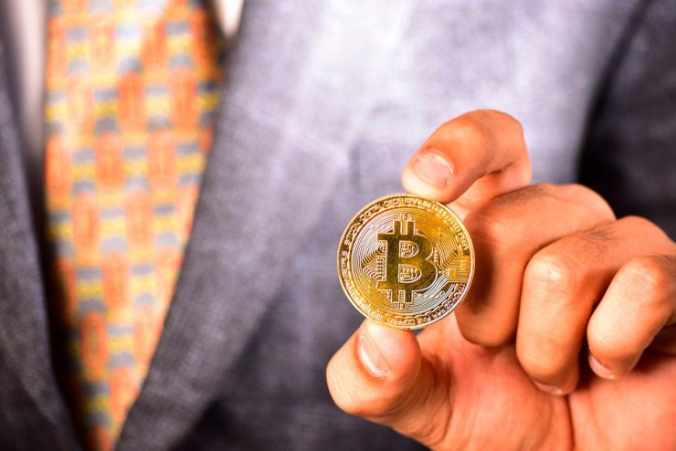 bitcoin, institutional investor