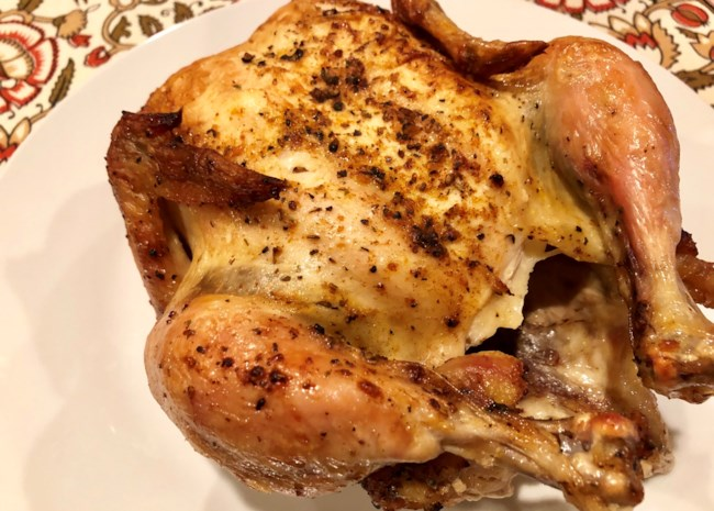 Instant Pot(R) Lemon Rotisserie Chicken