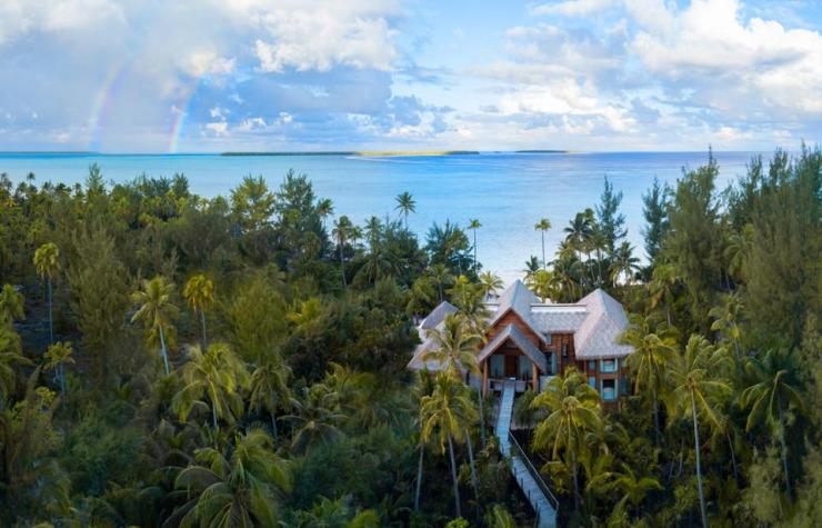 The Brando Residence French Polynesia