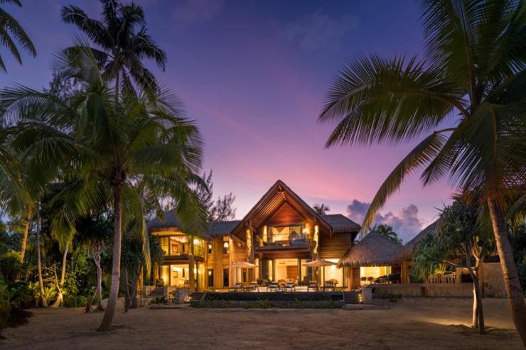 The Brando Residence, French Polynesia