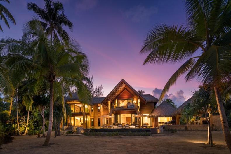 The Brando Residence, French Polynesia