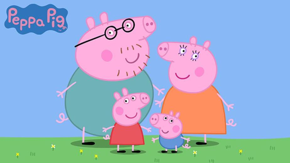 Hasbro and Peppa Pig