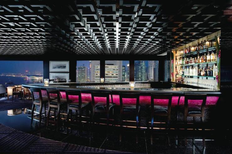 Mandarin Oriental Hong Kong Bar