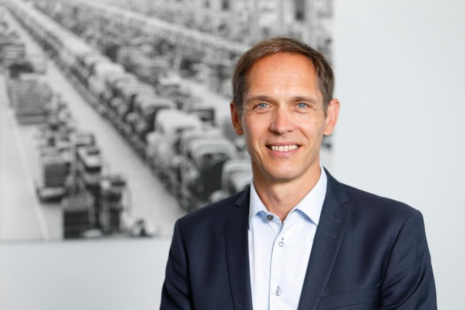 VW head of group production