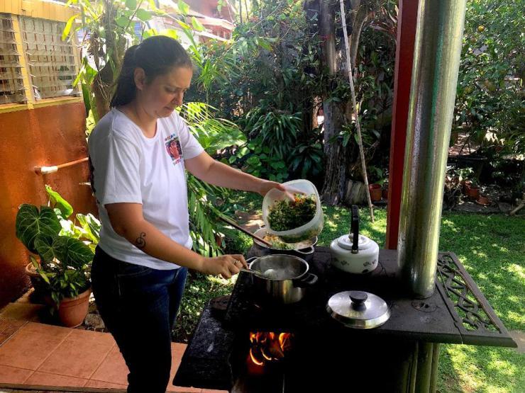 San José dining