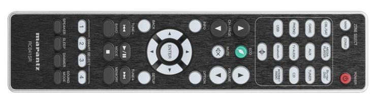 Marantz NR1200 remote control