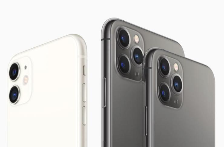 Apple iPhone 11, iPhone 11 Pro, iPhone 11 Pro Max - Apple