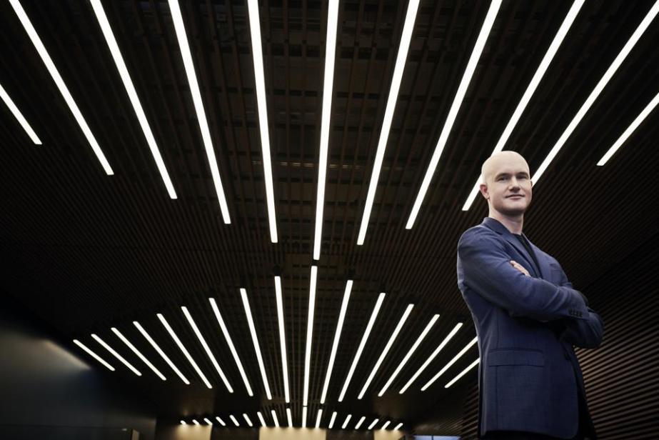 Coinbase cofounder and CEO Brian Armstrong