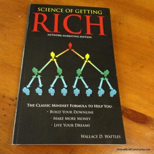 Wallace Wattles book The Science of Getting Rich