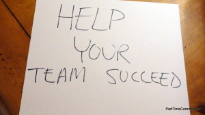 help your mlm team