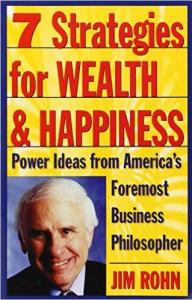 7 strategies book jim rohn