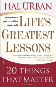 life lessons book