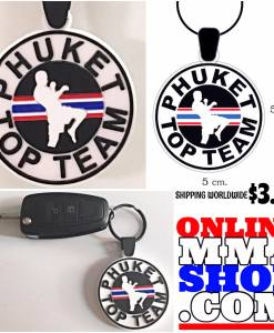 Phuket Top Team Key Ring - Phuket Top Team Store 08fa0ed703