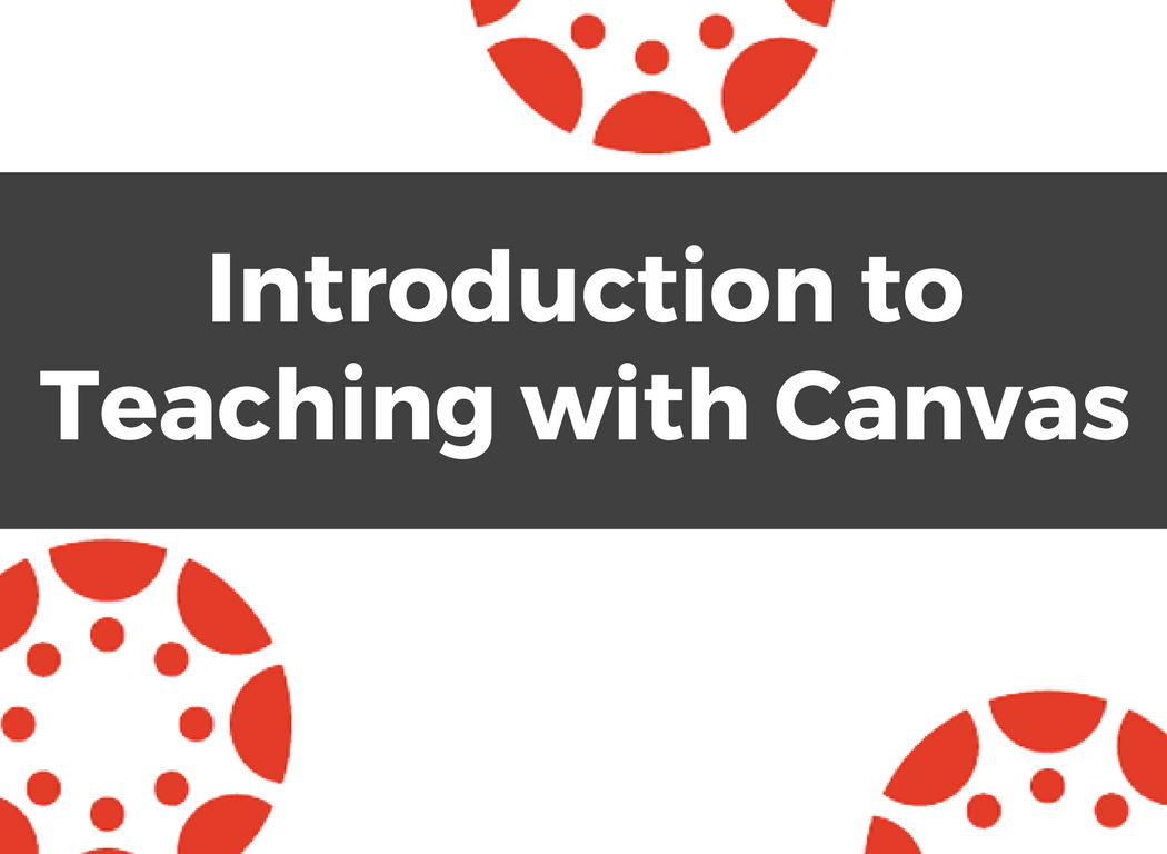 Course Image: Introduction to Teaching with Canvas