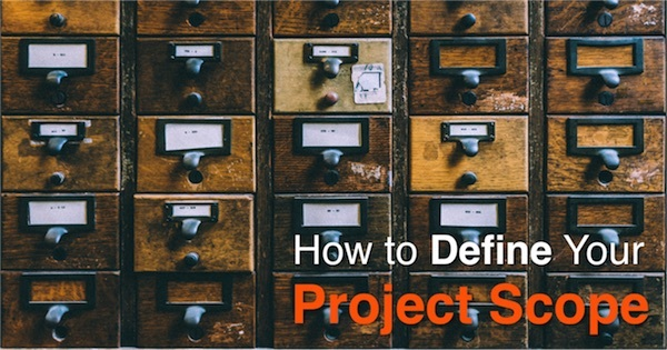 How to Define Your Project Scope