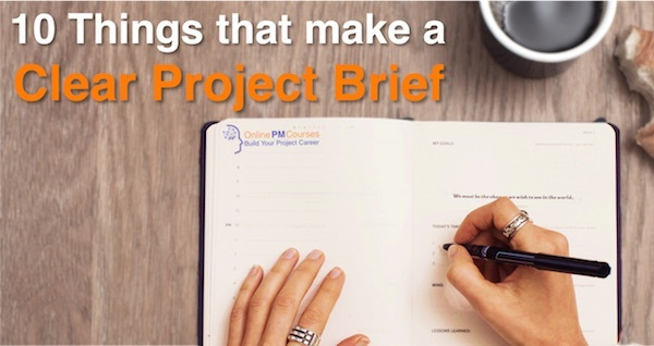 Clear Project Brief