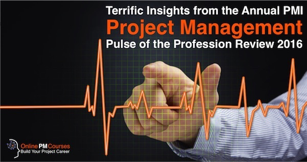 PMI Project Management Pulse of the Profession Review 2016
