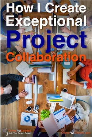 Exceptional Project Collaboration