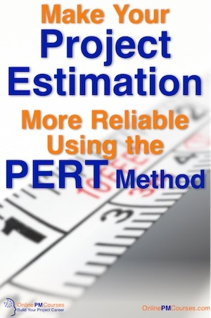 Project Estimation Using the PERT Method
