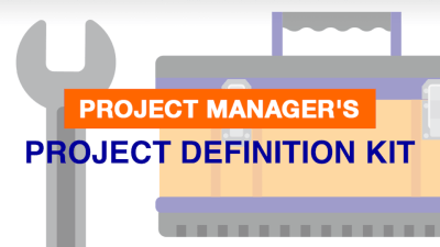 Project Managers Project Definition Kit