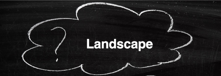 Project Management Questions: Landscape