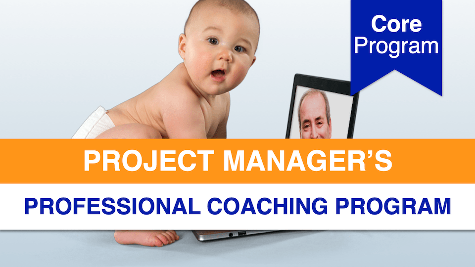 Project Manager's Professional Coaching Program