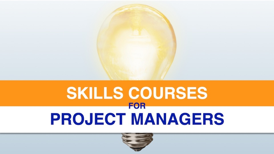 Skills Courses for Project Managers
