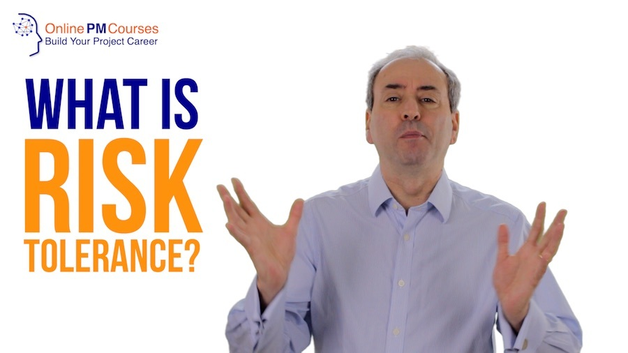 What is Risk Tolerance - video