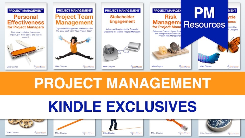 Project Management Kindle Exclusives