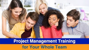 Project Management Training for Your Whole Team