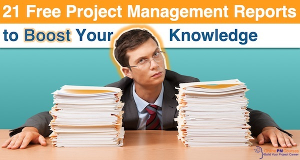 21 Free Project Management Reports to Boost Your Knowledge
