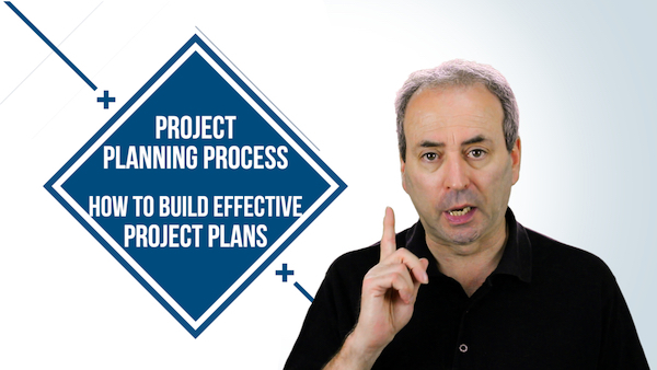 Project Planning Process - How to Build Effective Project Plans | Video