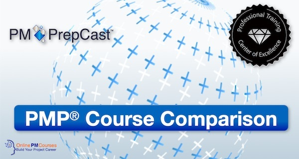 PMP Course Comparison - PM PrepCast & PTCoE