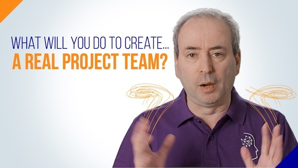 Real Project Team: What Will You Do to Create One? | Video