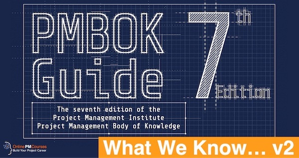 PMBOK 7 - What we Know v2