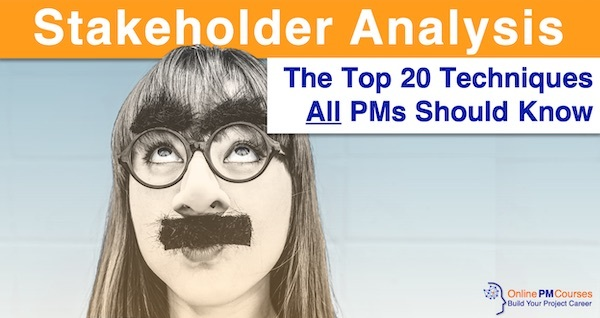 The Top 20 Stakeholder Analysis Techniques All PMs Should Know