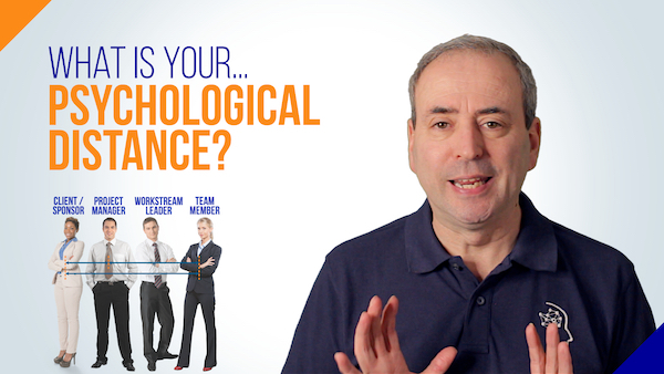 What is Your Psychological Distance? | Video